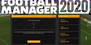 Football Manager 2020 Steam Key Free